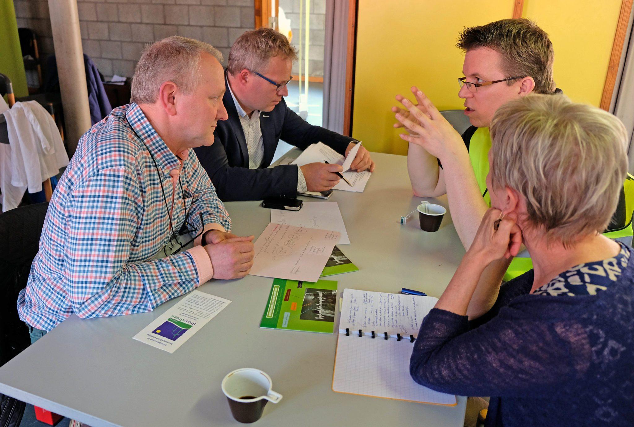 Die grünen Parteien der Euregio Maas-Rhein kooperieren bei der Energiewende