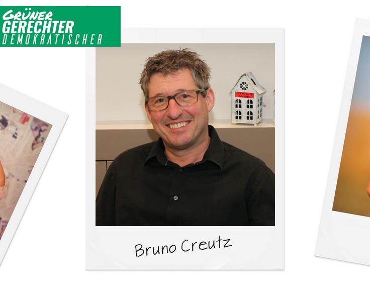 Grüner Faden durch alle Gemeinden – Bruno Creutz