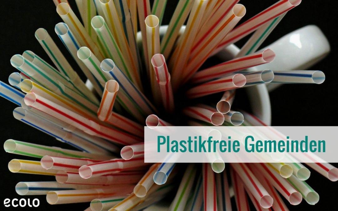 Plastikfreie Gemeinden